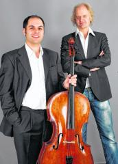 The Modern-Cello-Piano Duo: Daniel Sorour und Clemens Kröger